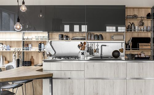 Veneta Cucine presenta Step System | Cozinha | Pinterest | Kitchens ...