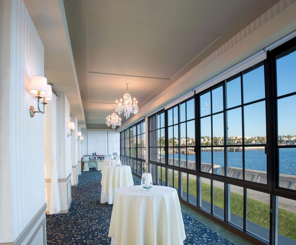 Portofino Hotel Wedding In Redondo Beach