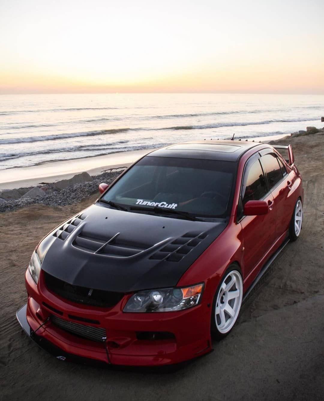 Missing The Beach Already Owner Evobrazy Follow The Crew Nissanzfest Autofest Empire Evo Evoviii Evoix Evox Evo8 Evo9 Evo10 Mitsubishi Tripledia