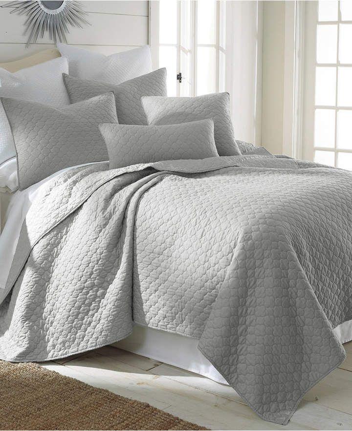 Best Levtex Home Bordeaux Light Gray Twin Quilt Set Bedding 640 x 480