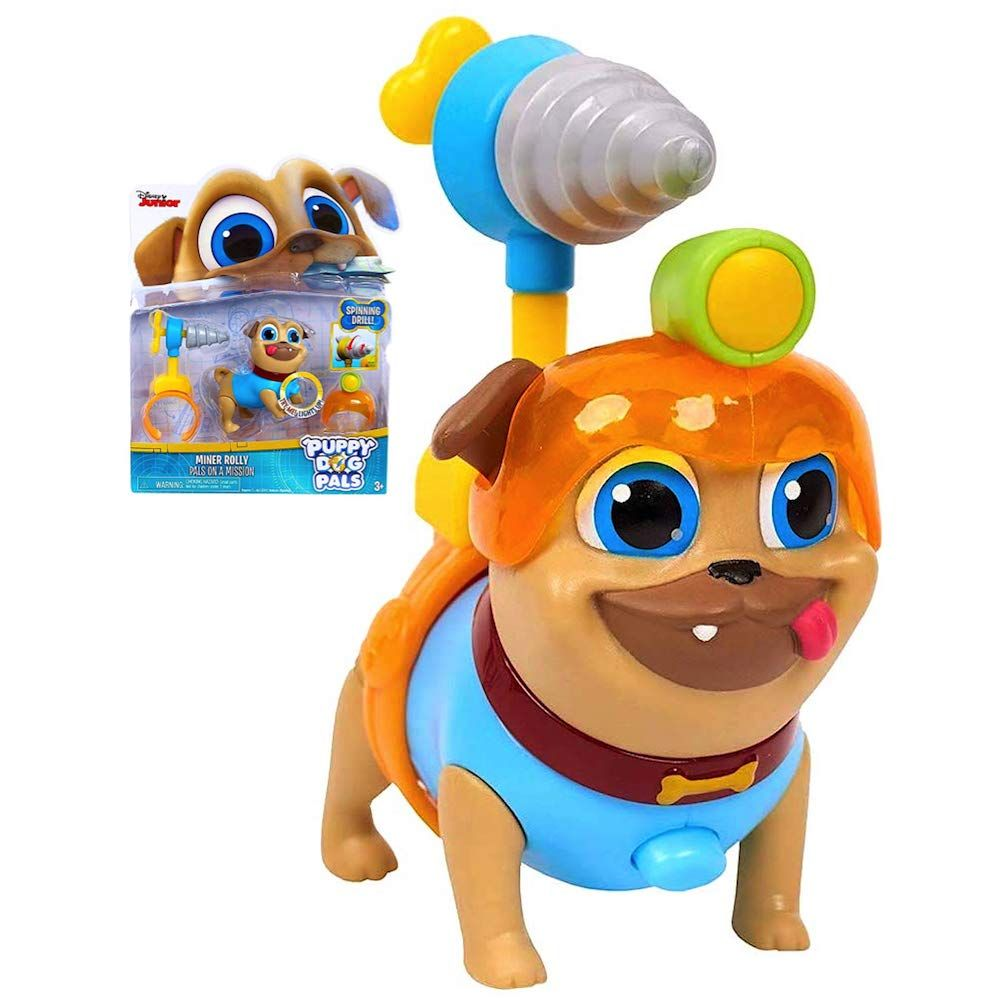 Puppy Miner Rolly Pals On A Mission Dog Pals Check Out The