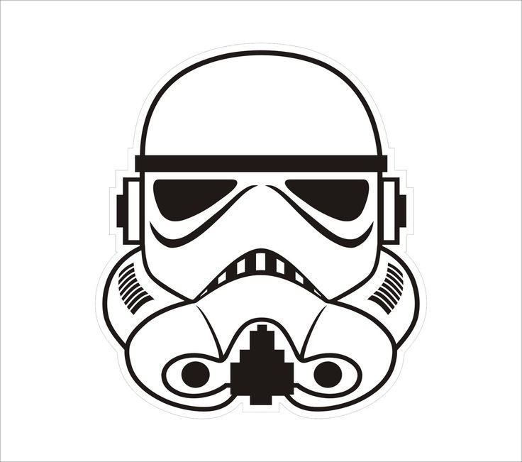 graphic relating to Stormtrooper Mask Printable known as Star Wars Stormtrooper Coloring Internet pages Charlie Natalie