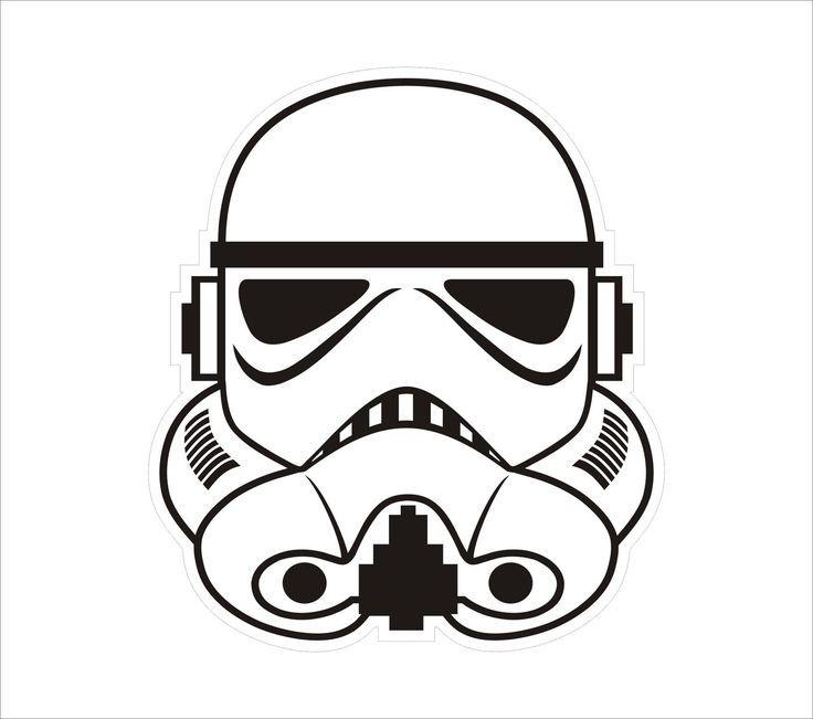 Resultado De Imagen De Stormtrooper Printable Star Wars