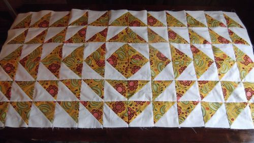 Table Runner Extra Large Unfinished 24x48 | eBay