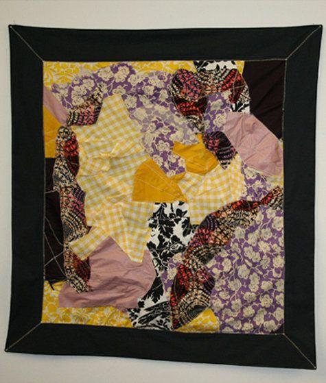 Autres : Fabric Scrap Quilt