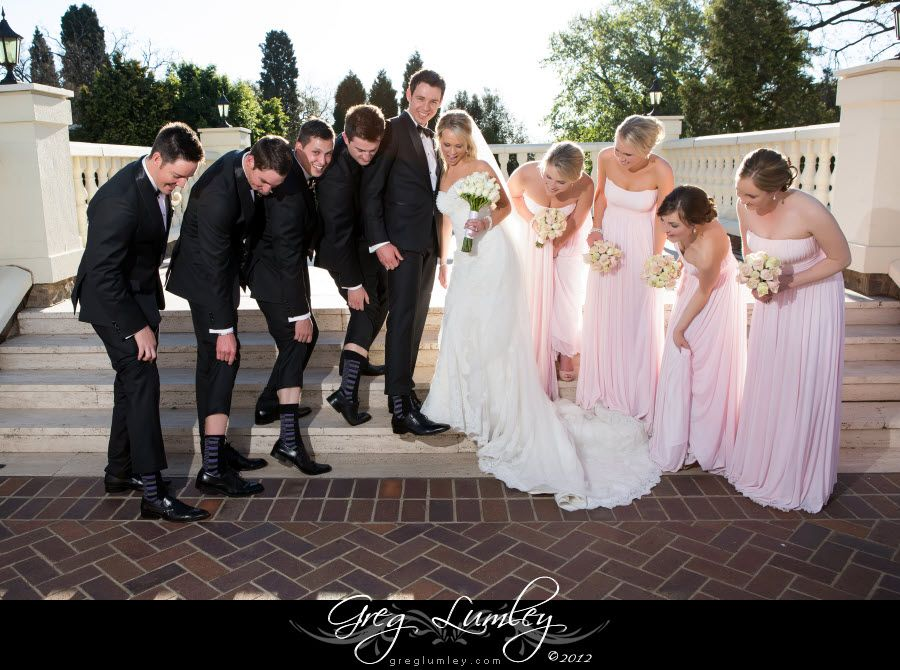Awesome And Fun Wedding Photography By Greg Lumley