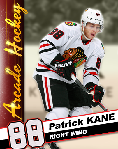 Patrick Kane S Arcade Hockey Kane Card 2 Season Ticket Watch 10 Videos In Game And Unlock Kane For Team Usa Get Patrick Kane Hockey Team Usa Patrick Kane