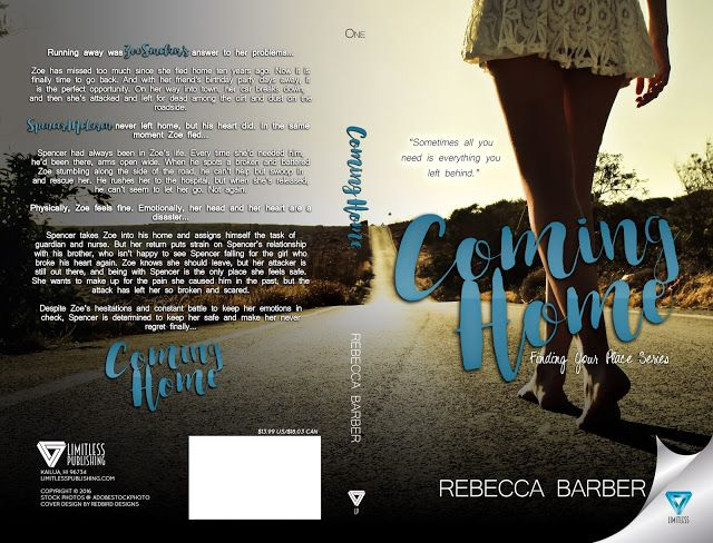 Limitless Publishing PR - ★★ Blog ★★: COMING HOME by @RebeccaBarber7…