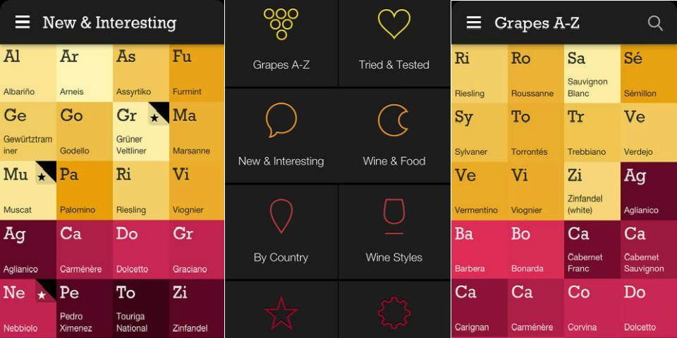 Plonk la tabla peridica del vino el vino tabla y smartphone plonk la tabla peridica del vino urtaz Choice Image