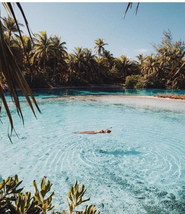 Private Beaches: Tahiti ....... Your Own Private Beach !