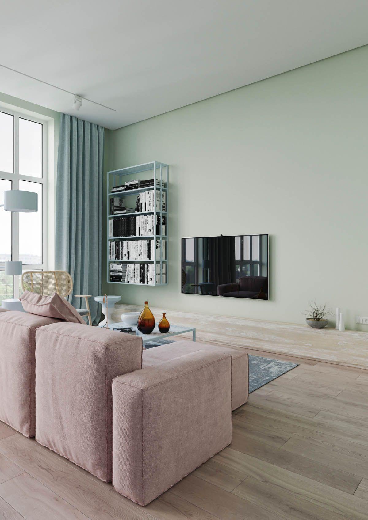 three pretty pastel home decor schemes home designing pinterest