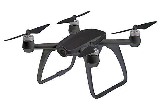 Drone Walkera Fpv 15004580 Aibao Quadrocopter De 4 K Noir