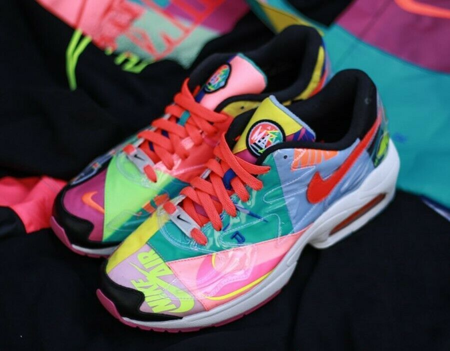 atmos x nike air max2 light qs size 10 #fashion #clothing