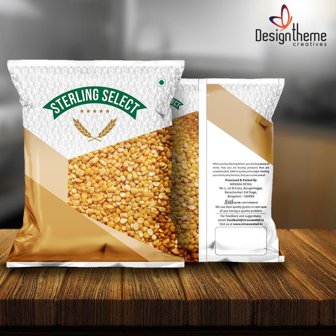 6681+ Mockup Bag Rice for Branding