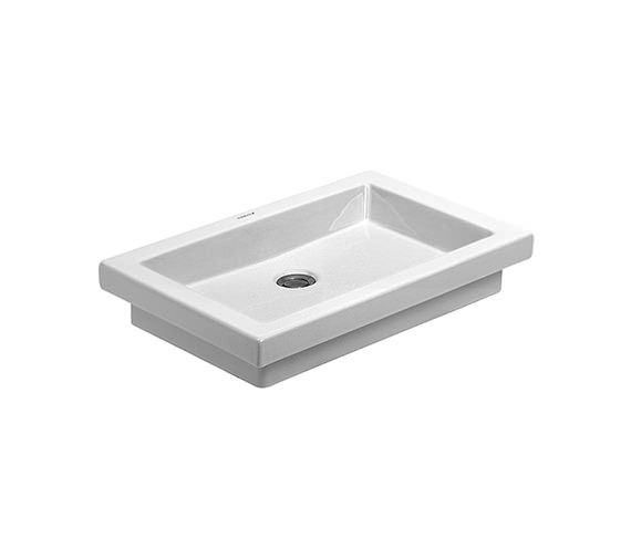 Duravit 2nd Floor 580 X 415mm Washbasin 0317580029 With Images