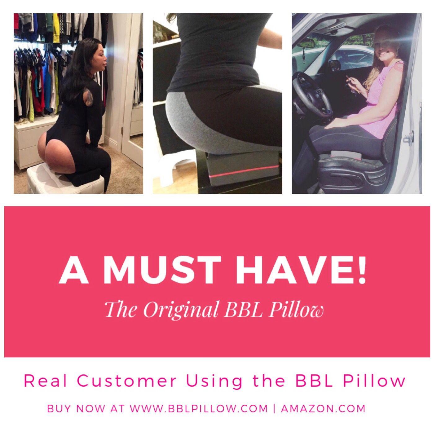 bbl pillow brazilian buttlift surgery