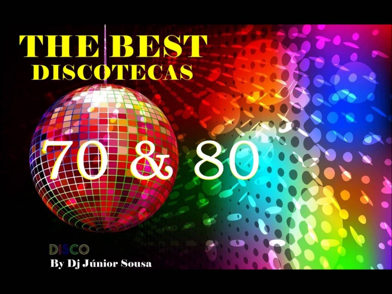 Som Das Discotecas 70 80 1 Hora Of Music Non Stop Musicas