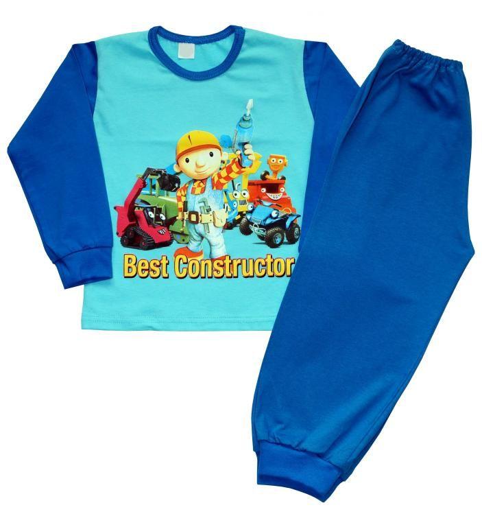 Pizama Bob Budowniczy Dl Rekaw 116 Polska 5159622478 Oficjalne Archiwum Allegro Sweatshirts Fashion Sweaters