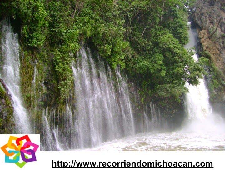 MICHOACAN te invita a conocer la cascada llamada La Tzararacua, se localiza río abajo por la carretera a Atizingán, encontraras la bella cascada que causa admiración con sus 40m. de altura a este sitio puedes llegar a caballo o disfrutando de un paseo a pie. BEST WESTERN MORELIA http://www.bestwestern.com.mx/best-western-plus-gran-hotel-morelia/