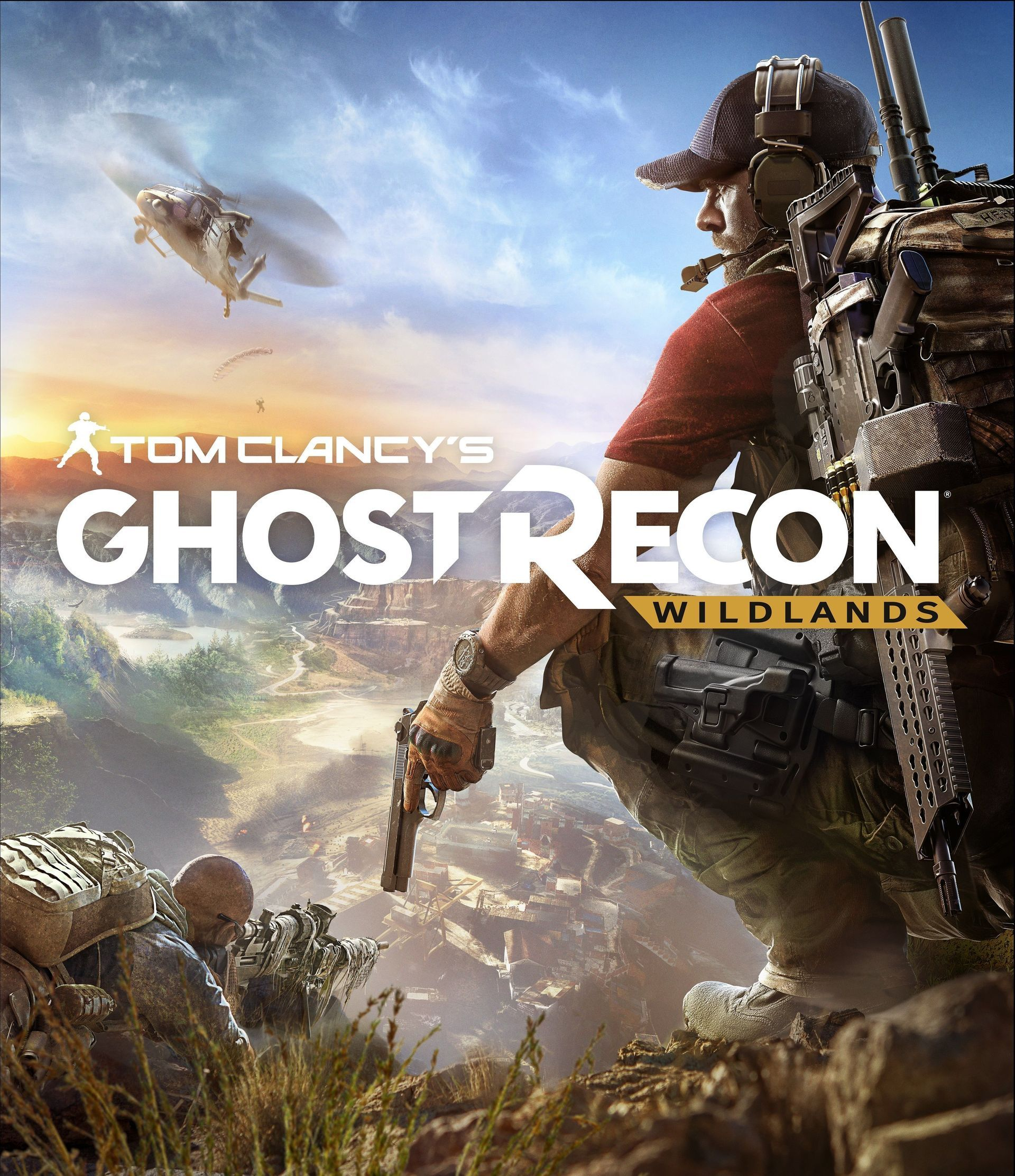 Póster Ghost Recon Wildlands GhostReconWildlands shooter