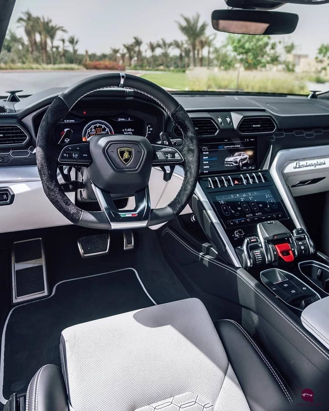 Lamborghini Interior, Dream Cars