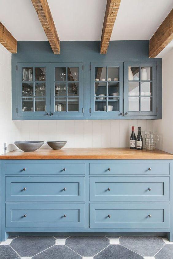 The Best Kitchen Cabinet Door Styles In 2018 Home Art Tile Kitchen Cabinet Design Kitchen Trends Farmhouse Kitchen Cabinets