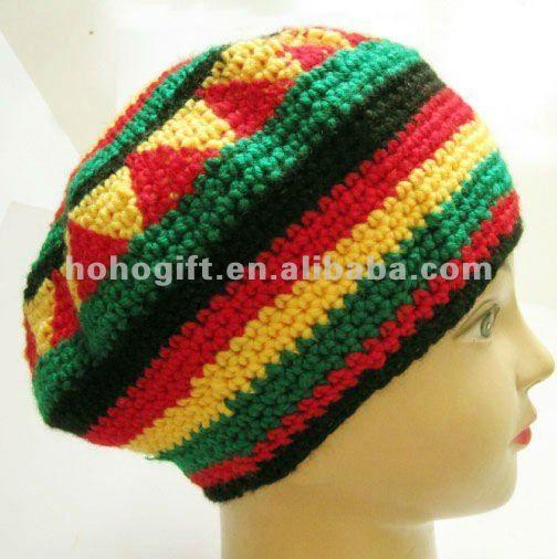 gorros a crochet rasta - Buscar con Google | DIY | Pinterest