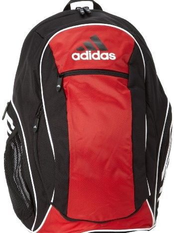 ee5e031f4f0 adidas Estadio Team Backpack II, One Size Fits All, University Red ...