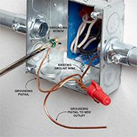 mastering the art of electrical conduit box rh pinterest com wiring metal back box wiring outlet metal box
