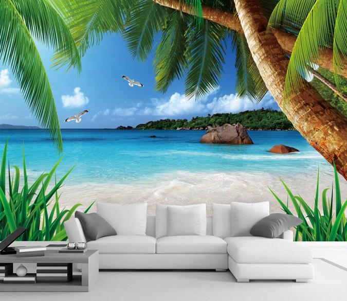 Beach Landscape, Beautiful