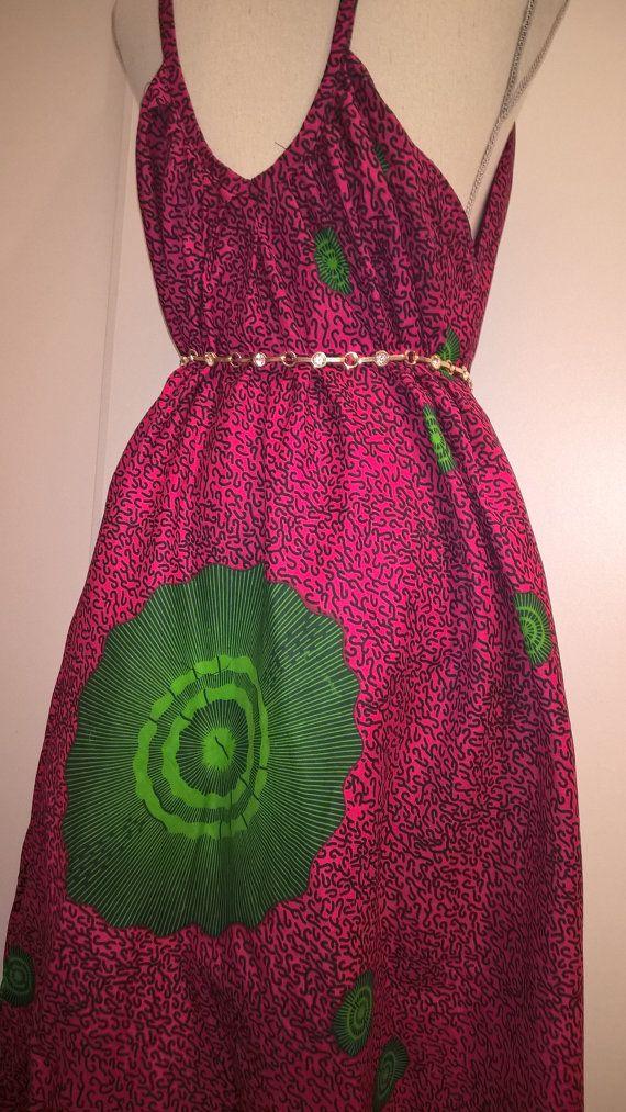 robe en pagne wax par waxcarnaval sur etsy pinteres. Black Bedroom Furniture Sets. Home Design Ideas