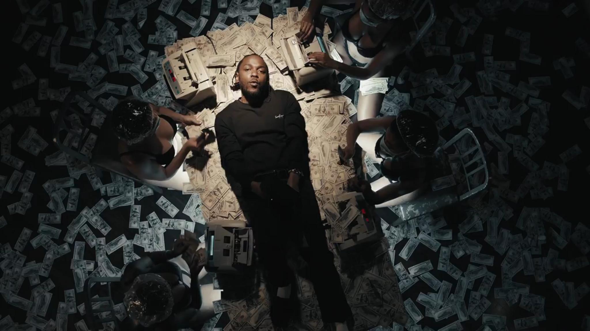 Humble, Kendrick Lamar os simbolismos do clipe YouTube