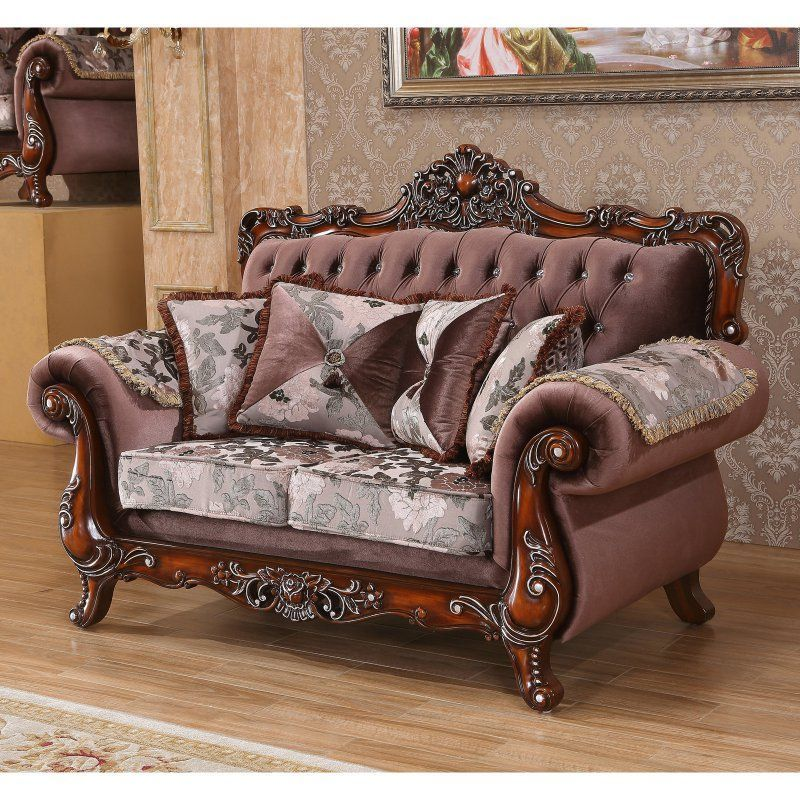 marbella furniture collection. Meridian Furniture Inc Marbella Loveseat With Accent Pillows - 637-L Collection