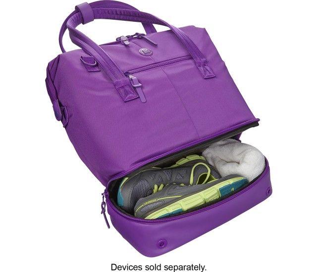 34fb942744 Modal - Athletic Concept Tote Laptop Bag - Purple - AlternateView13 ...