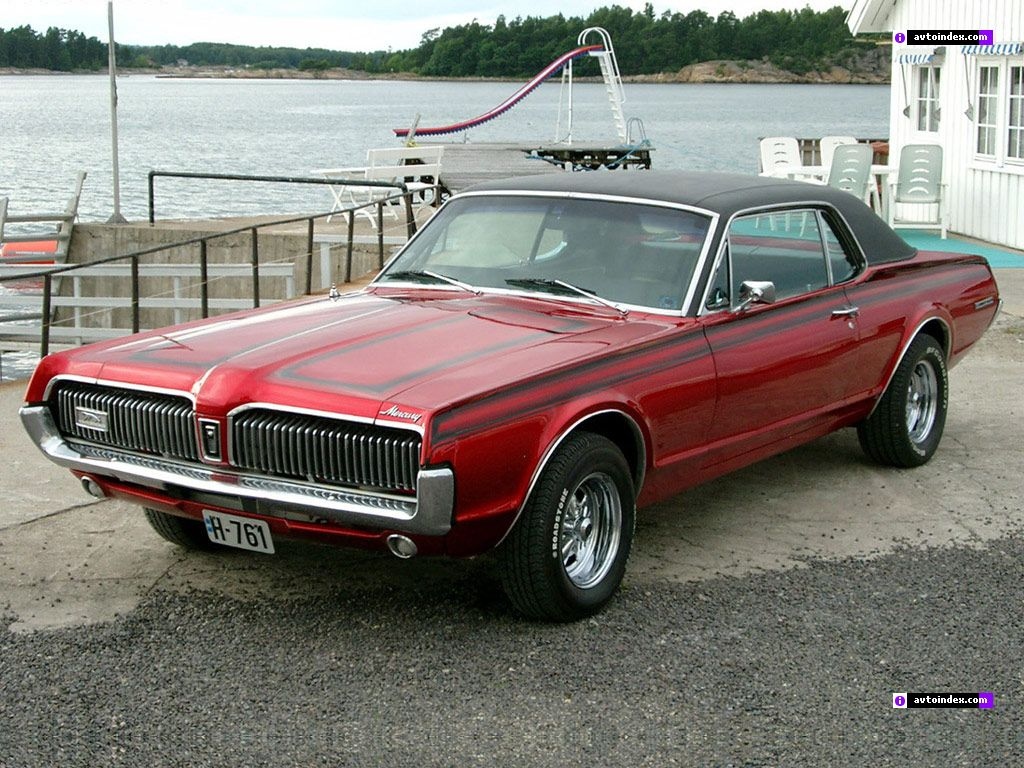 1964 Mercury Cougar Xr7
