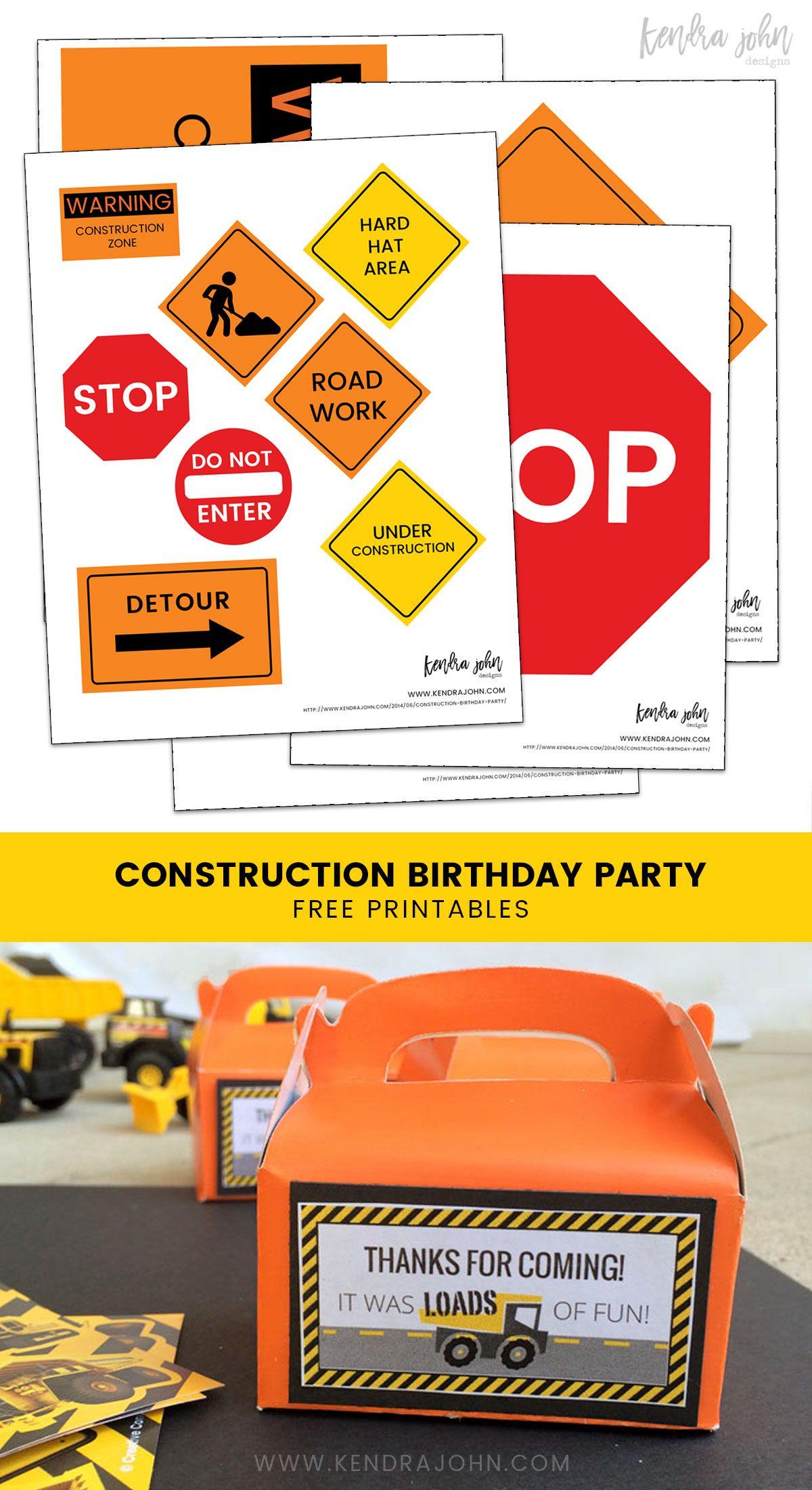 Construction-Birthday-Party2 - Kendra John Designs