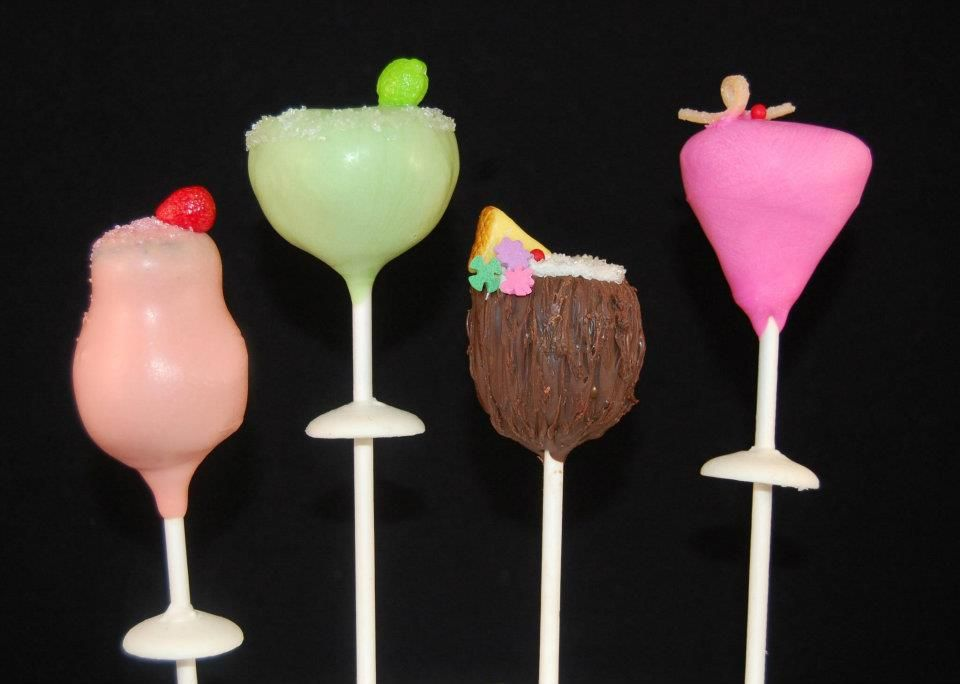 St Birthday Cake Pops Recipes  Food Fun Pinterest - Cake pop birthday cake