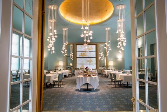 Turin Palace Hotel uno chef in camera