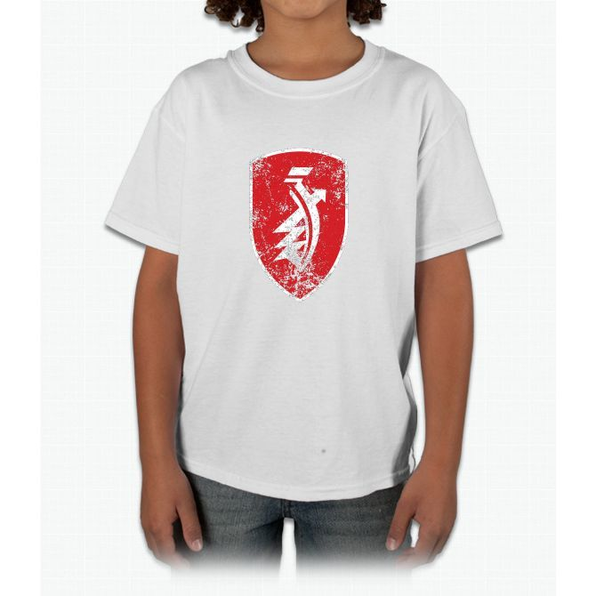 Distressed classic Zündapp emblem Young T-Shirt