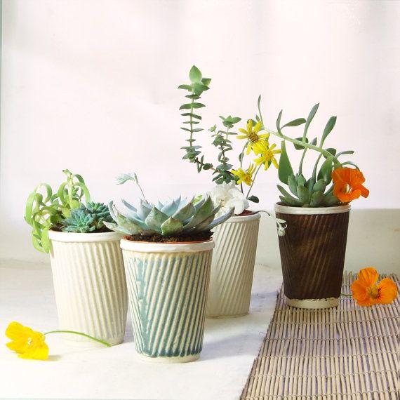 Sukkulenten In Korkstopsel Anlegen Eine Tolle Deko Idee , Ceramic Planter For Succulent Pot Plants Also Perfect As A Cactus, sukkulenten, sukkulenten arten mit bild, sukkulenten kaufen, sukkulenten museum, sukkulenten wikipedia,
