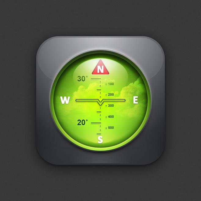 1346752360036.png (8... Compass app, App icon, Spyglass