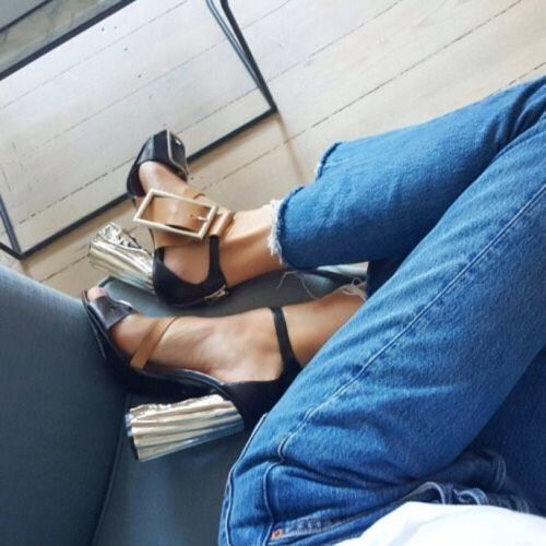 THE YEAR OF THE SHOE…AGAIN | TheyAllHateUs