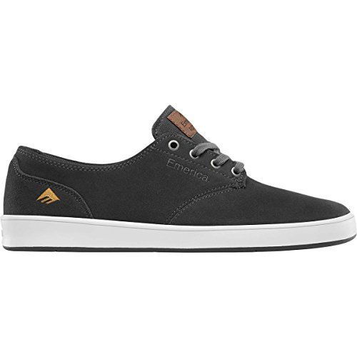 Emerica Men's The Romero Laced Skate Shoe, Dark Grey, 10 Medium US - Online  Skateboard Shop - DailySkateTube.com