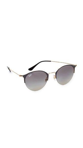ray ban sonnenbrille round gafa