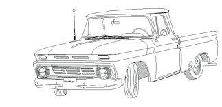 1964-1968 Chevy / GMC Stepside body style. My Favorites