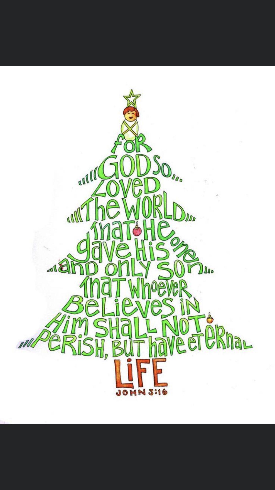 Pin by DEBORAH LICH on Christmas Christmas scripture