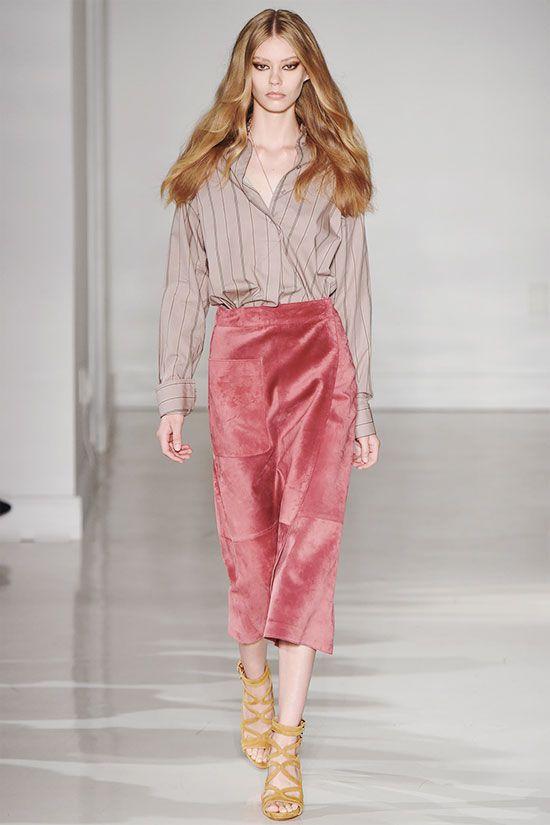 Jill Stuart Spring 2015 Ready-to-Wear