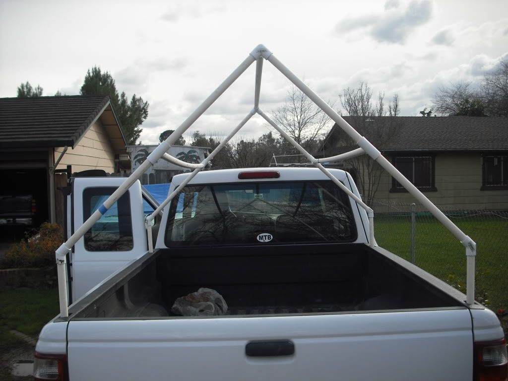 Truck Tent For The Ranger Page 3 Ford Ranger Forum