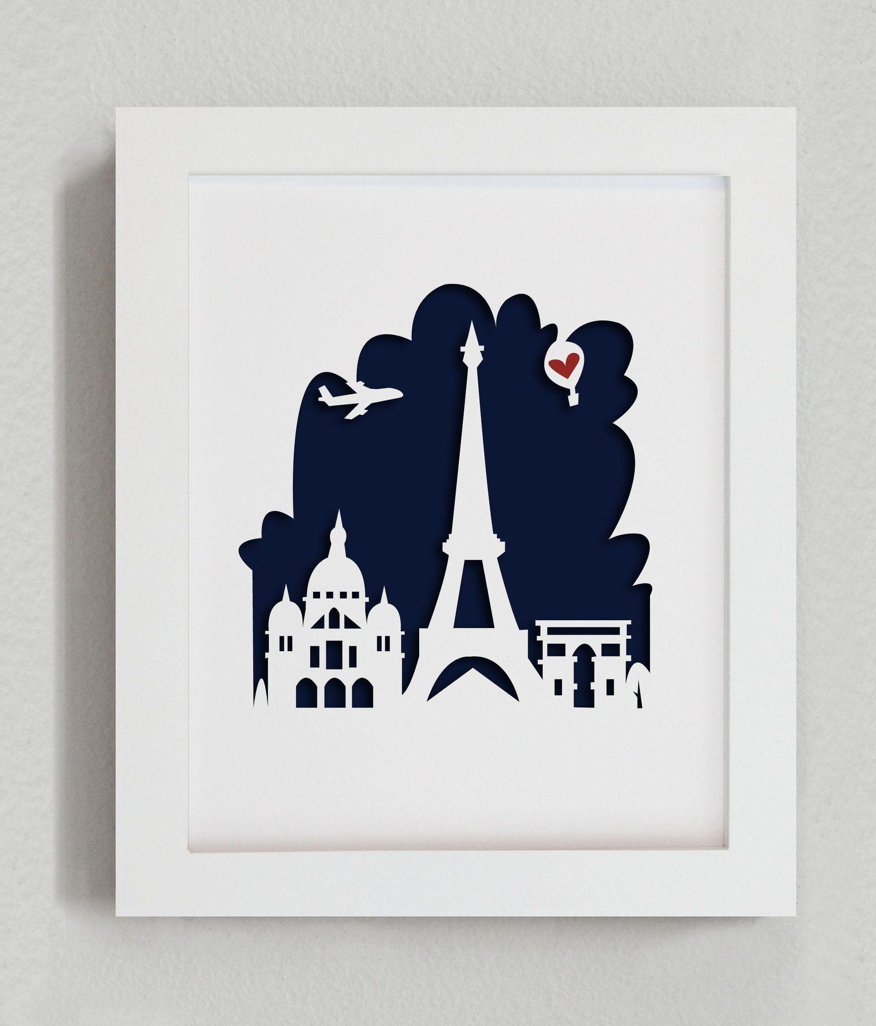 Paris 8×10