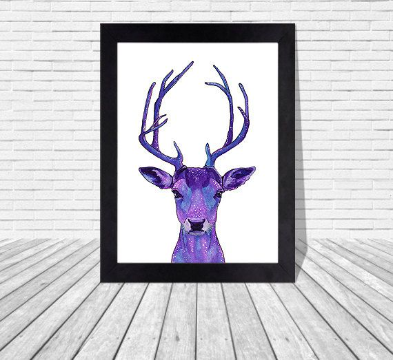 Hey, I found this really awesome Etsy listing at https://www.etsy.com/listing/473541528/deer-wild-life-christmas-gift-birthday